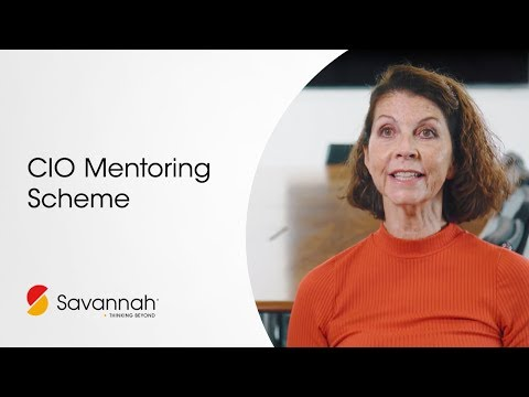 CIO Mentoring Scheme - Savannah Group