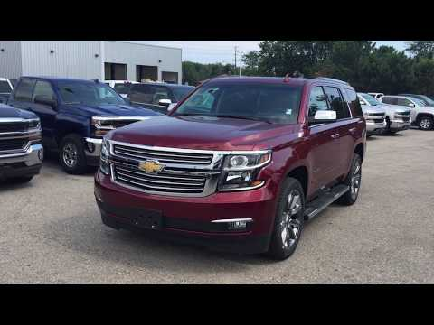 Suv Review 2017 Chevrolet Tahoe Doovi