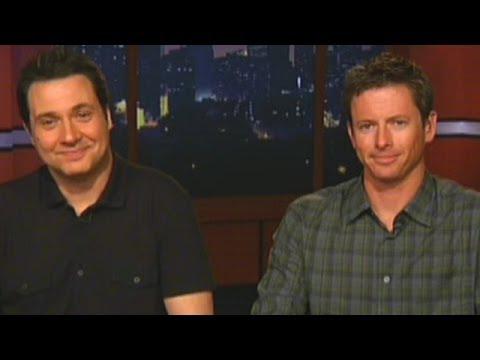 'Top Gear's' Adam Ferrara and Tanner Foust's high-speed hijinks