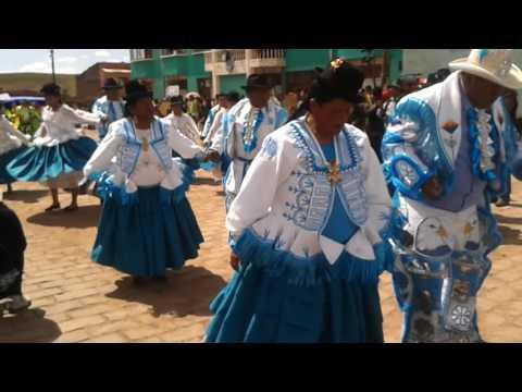 Candelaria Comanche 2016 Calapayllo - Familia Humerez