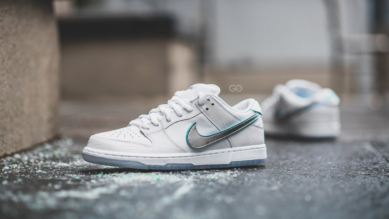 info for outlet on sale running shoes Diamond Supply Co. x Nike SB Dunk Low QS