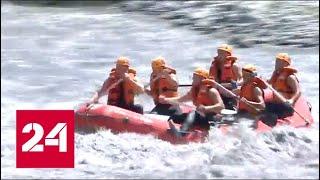 В Ингушетии завершается Чемпионат по многоборью спасателей