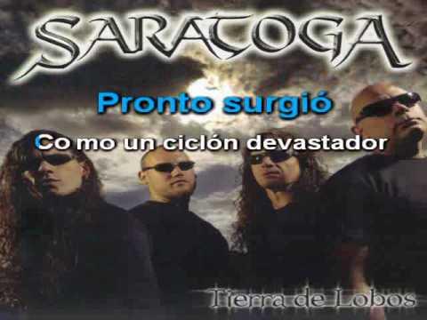 Saratoga-A morir karaoke