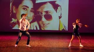 Govinda Tribute | Bollywood Dance Choreography | D'shadow Performing Arts Academy