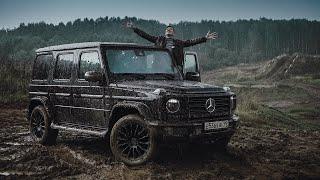 БОГ АВТОМОБИЛЕЙ. Вот почему все любят ГЕЛИК! Mercedes G Class G400d