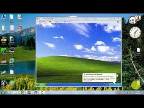 Virtual PC Windows XP Mode на семёрке КАК УСТАНОВИТЬ И НАСТРОИТЬ