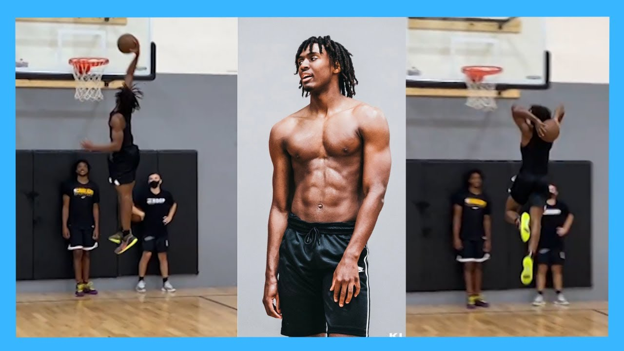 Tyrese Maxey PRE DRAFT WORKOUT  