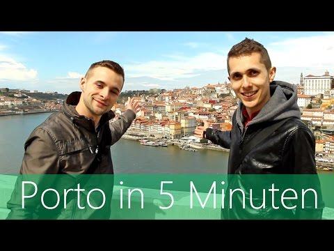 Porto in 5 Minuten | Reiseführer | Die besten Sehenswürdigkeiten