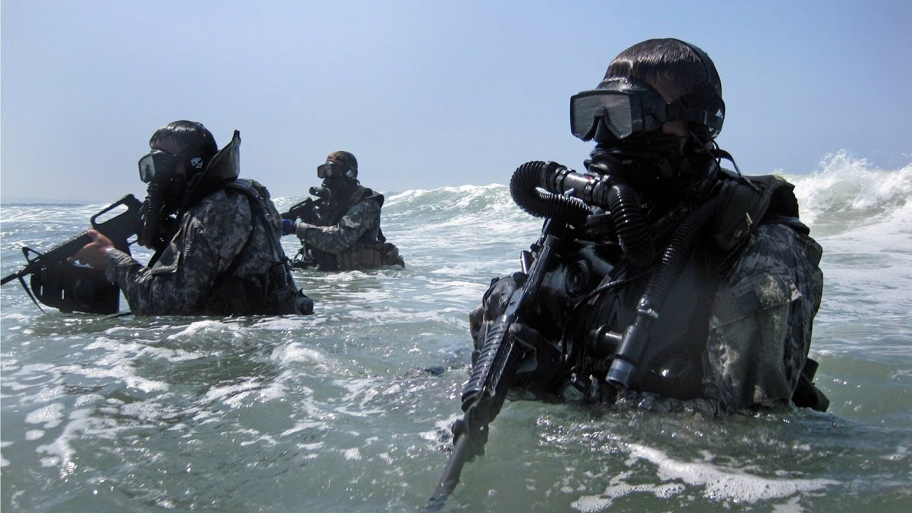 Can a marine be a navy seal