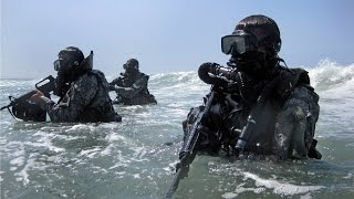 NAVY SEAL Training Program - Navy SEAL Combat Training Excercise.