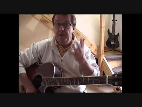 Mr Bojangles - Guitar Lesson - Acoustic Guitar Cover - Jerry Jeff Walker - (By Pete Winnett)