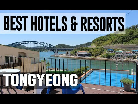 Best Hotels and Resorts in Tongyeong, South Korea