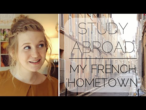 Tour of Aix & Sciences Po Aix -- je ne suis plus en france! (French Study Abroad Vlog #13)