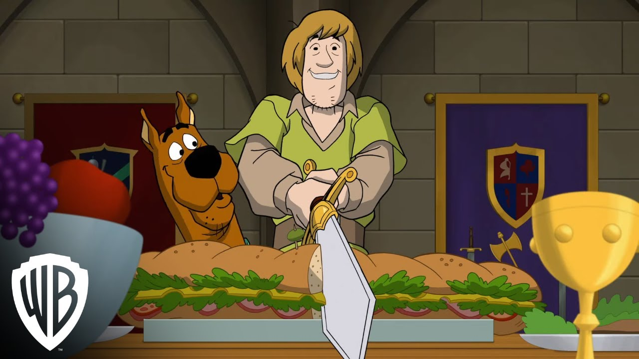 Download Scooby-Doo The Sword and the Scoob | Trailer | Warner Bros. Entertainment