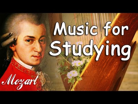 Classical Music for Studying and Concentration  Mozart Music Study, Relaxation, Reading