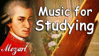 Repeat youtube video Classical Music for Studying and Concentration | Mozart Music Study, Relaxation, Reading