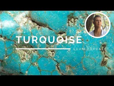 Turquoise - The Crystal Of Heaven's Bridge