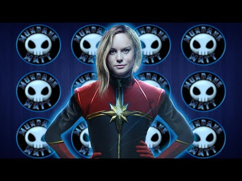 Brie Larson kicked off the Culture War over CAPTAIN MARVEL