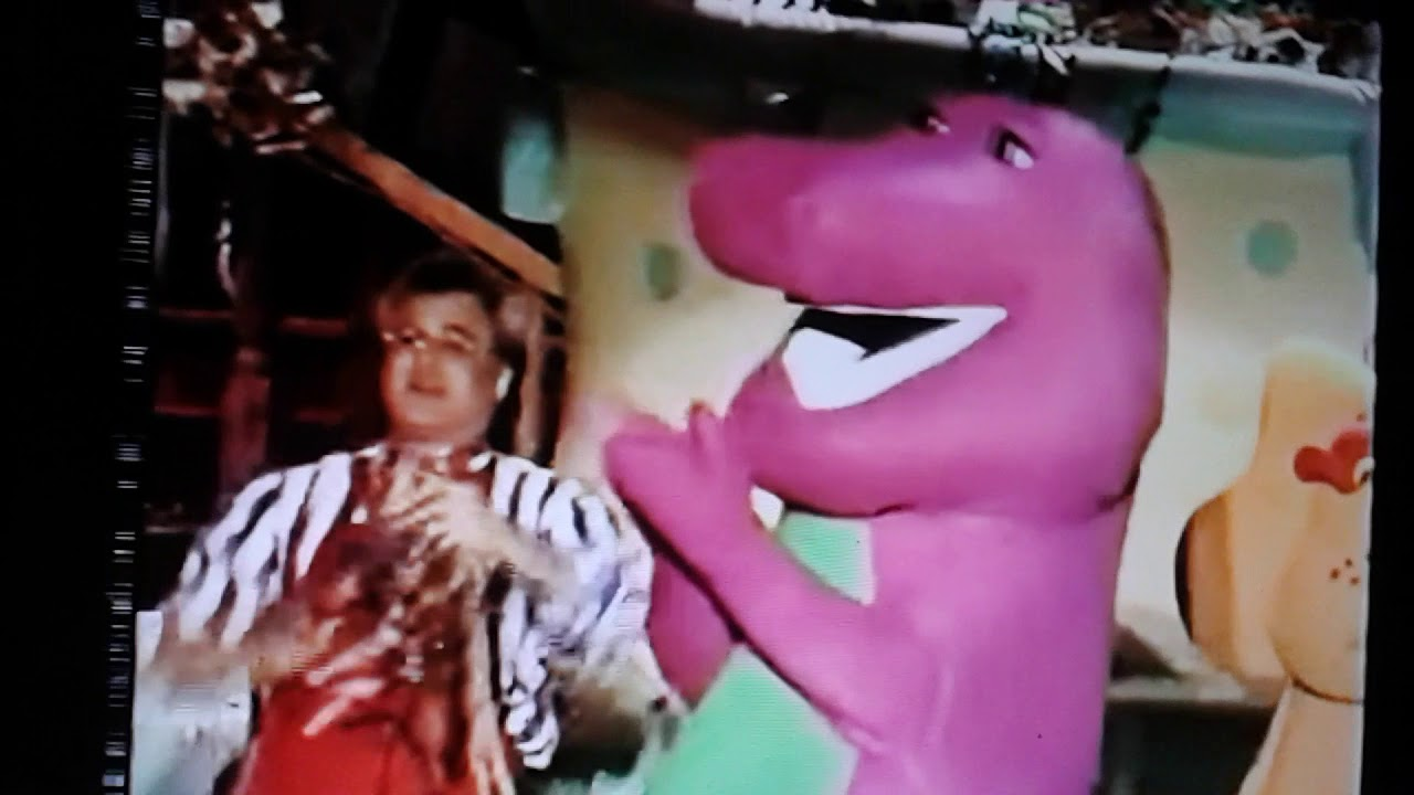 5 Big Surprise Part Barney