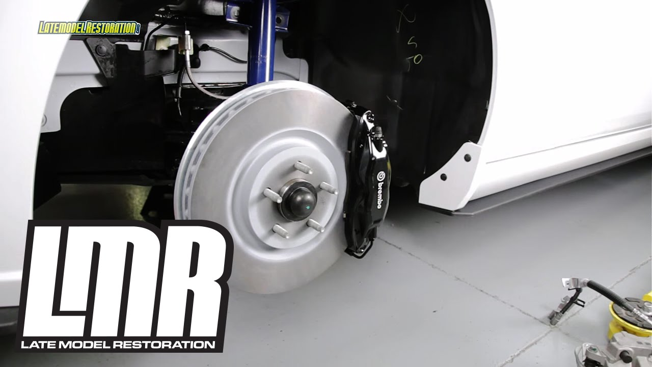 Ford Performance BOSS 302 Brake Line Upgrade 0514 GT 11