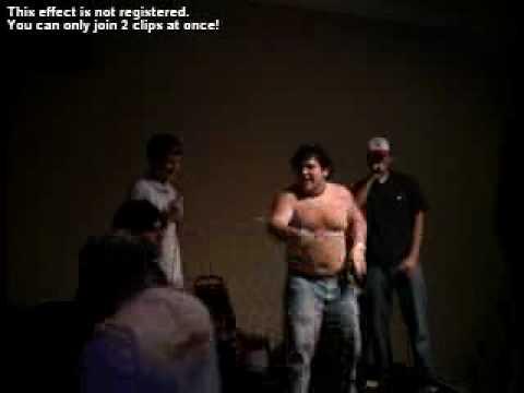 Columbus Super Mecha Karaoke Smackdown Fever