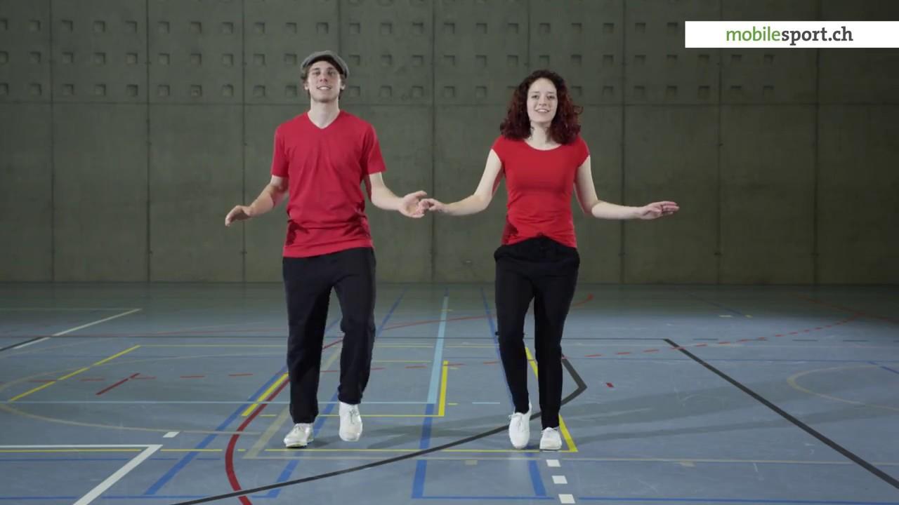 boogie woogie tanzen