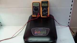 Стабилизатор напряжения Luxeon EWR-10000 симисторный, обзор