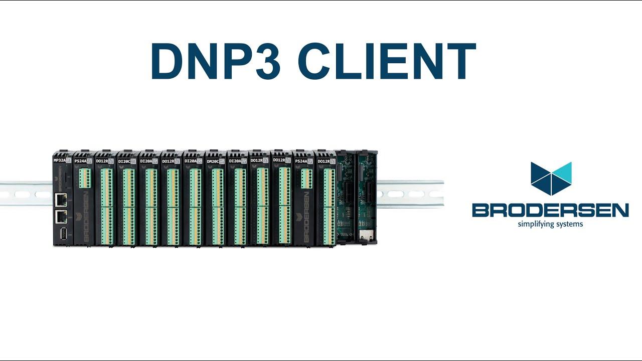 DNP3 Client - Brodersen A/S