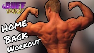Home Workout Routine - Best Back Dumbbell Exercises(, 2013-12-18T13:00:04.000Z)