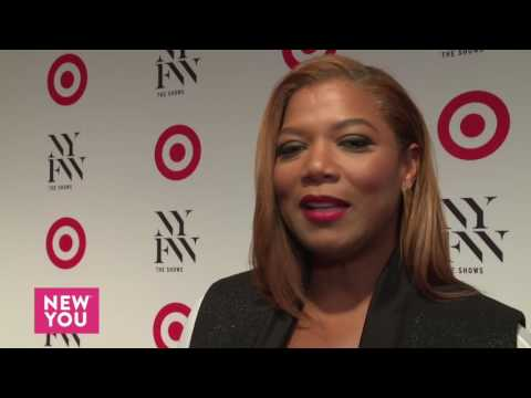 Queen Latifah Interview at Target's NYFW Kick Off