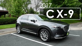 2017 Mazda CX-9 | Model Overview | Test Drive