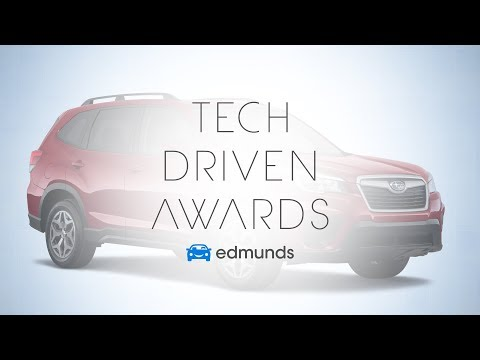 Subaru DriverFocus: Most Innovative New Safety or Driving Aid  | Edmunds