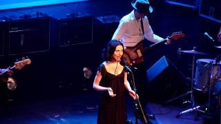 PJ Harvey and John Parish, April, Warfield, San Francisco