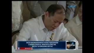 Saksi: Mga nagmamaneho nang nakainom o naka-droga, makukulong na batay sa bagong batas