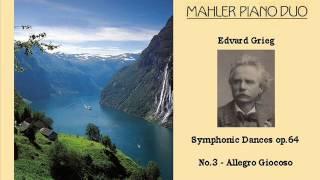 Grieg - Symphonic Dance op.64 No.3