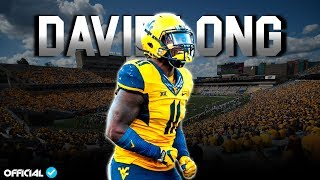 Scariest Linebacker in College Football - David Long Official West Virginia 2017 Highlights ᴴᴰ