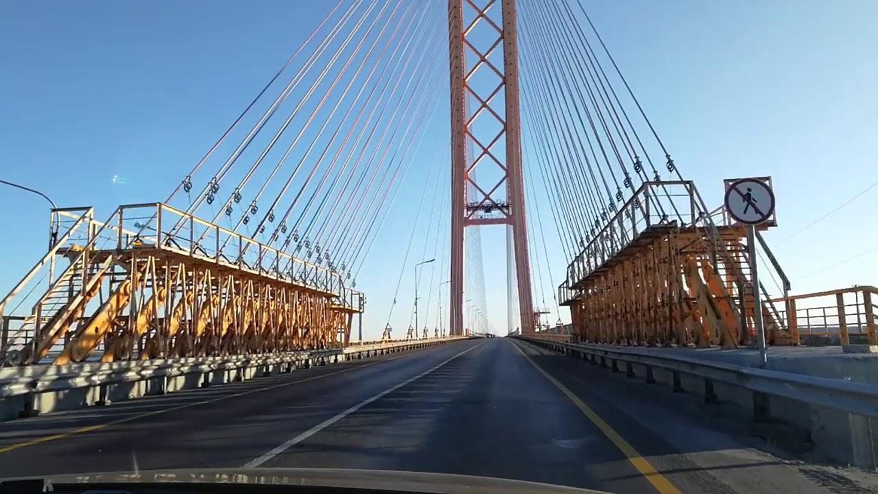 продукты сургутский мост через обь фото игольчатая устойчива пониженным