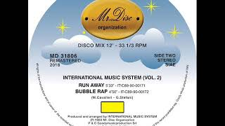 International Music System - Bubble Rap (REMASTERED 2018)