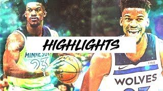 Best Jimmy Butler Highlights 17-18 Season Part 2 | Clip Session