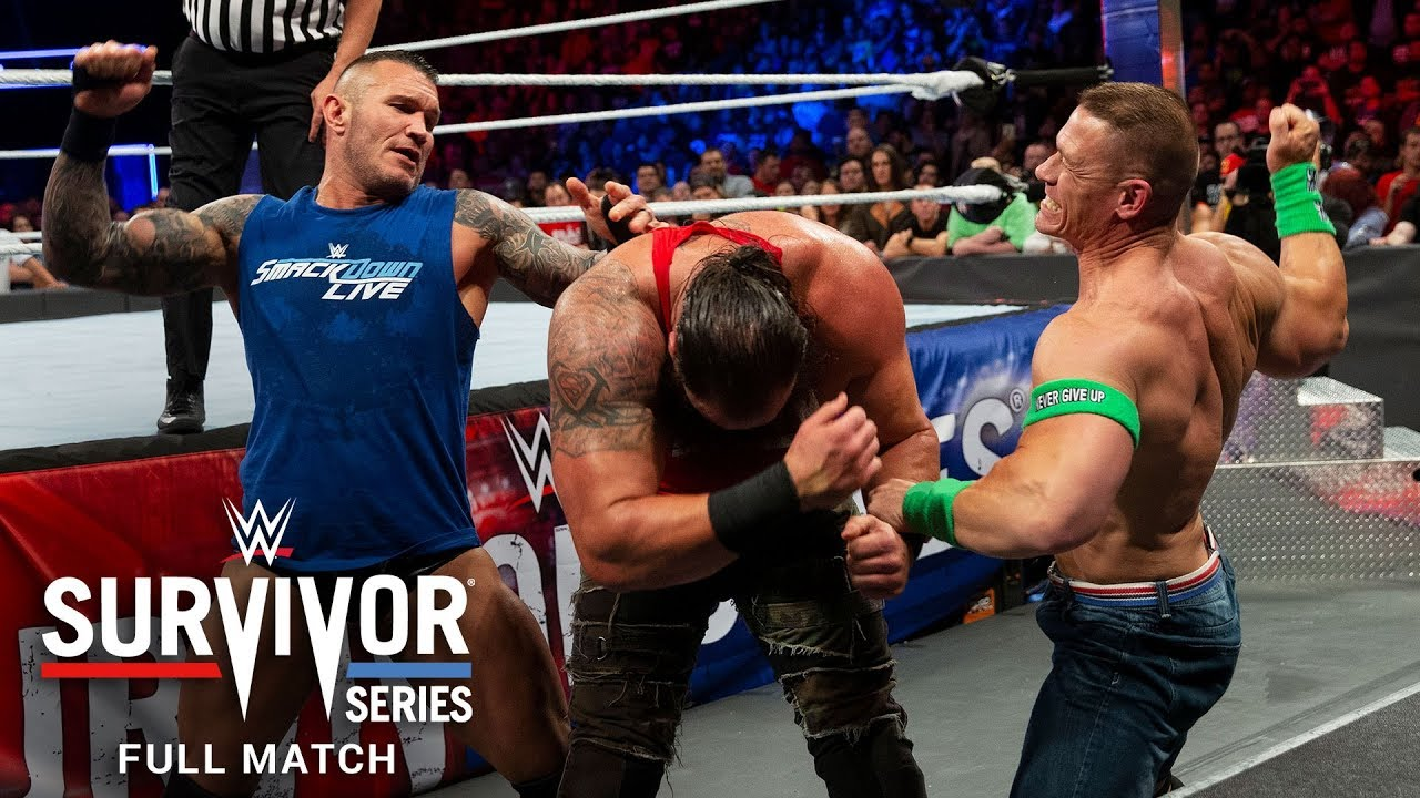 Download FULL MATCH  - Team Raw vs. Team SmackDown – Traditional Survivor Series Match: Survivor Series 2017