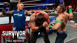 Download FULL MATCH  - Team Raw vs. Team SmackDown – Traditional Survivor Series Match: Survivor Series 2017 Mp3 and Videos