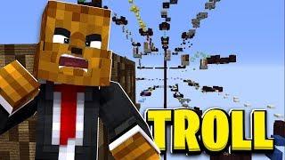 Minecraft Traps Parkour Race! - Minecraft Modded Traps Challenge