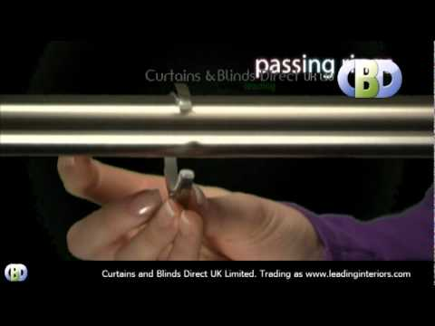 Curtain Rods 5 sided bay window curtain rods : Solutions for 5 & 3 Sided Bay Poles at www.leadinginteriors.com ...