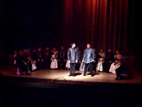 Madrigal Singers - Superman Medley