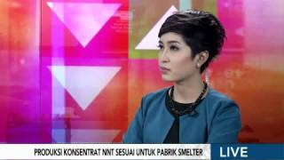 Bloomberg TV   Interview with Presdir Newmont Nusa Tenggara