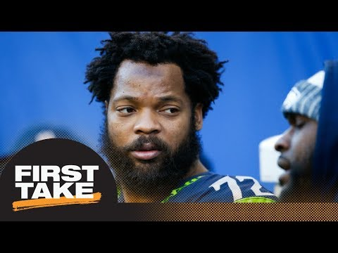 First Take reacts to Michael Bennett trade, Seahawks' Legion of Boom breaking up | First Take | ESPN