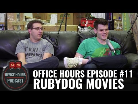 Rubydog Movies - RJFS Office Hours Ep. 11
