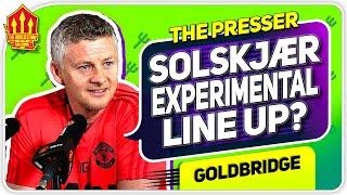 Solskjaer Press Conference Reaction! Istanbul Basaksehir vs Manchester United