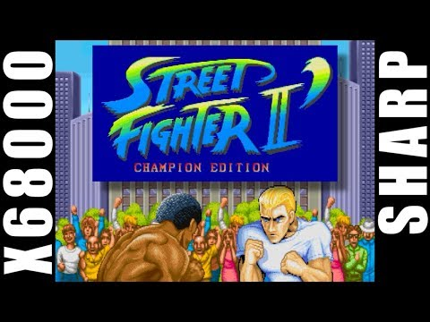 [X68K] SOUND - ZANGIEF - STREET FIGHTER II DASH [PC]