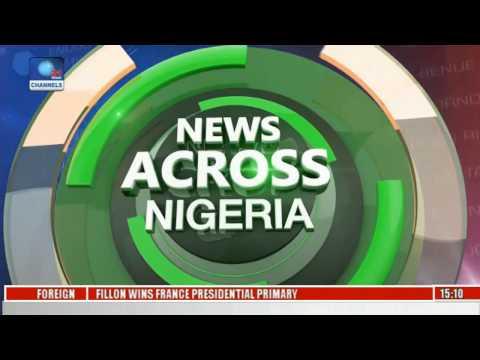 News Across Nigeria: Mimiko, Amosun Congratulate Ondo Governor Elect